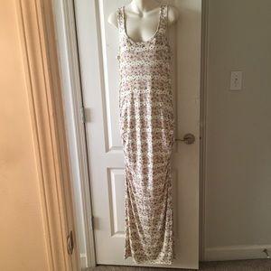 Victoria's Secret Viscose maxi lounge tank dress
